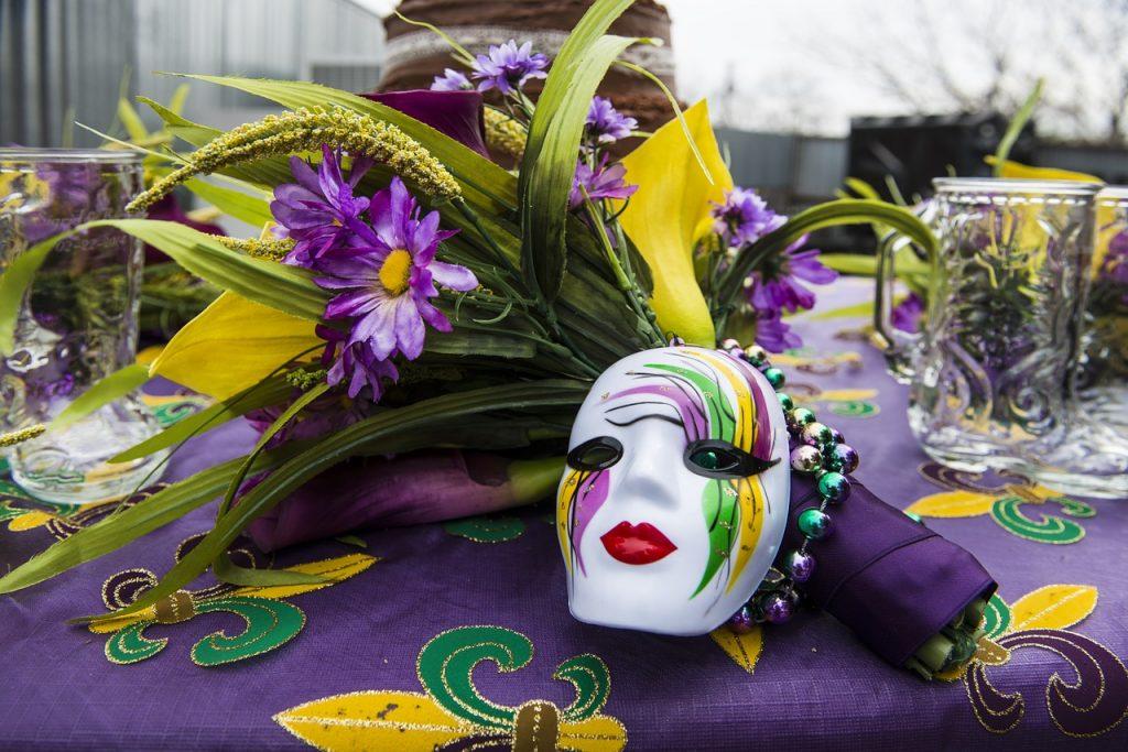 Mardi Gras - Carnaval de la Venetia