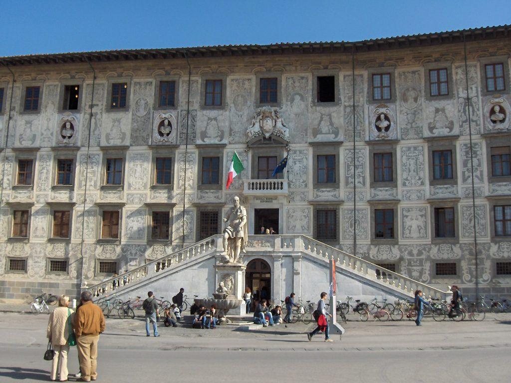 Pisa Palazzo dei Cavalieri