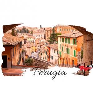 Perugia – un oras istoric si cosmopolit