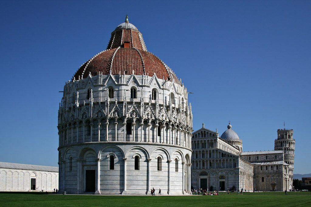 Baptiseria din Pisa