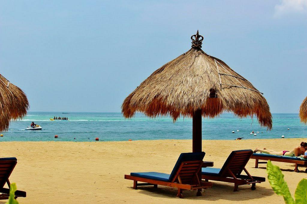 Plaja in Bali