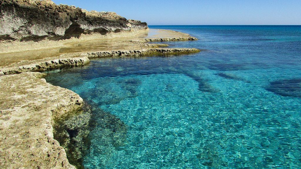 Cipru - apa turcoaz, cristalina