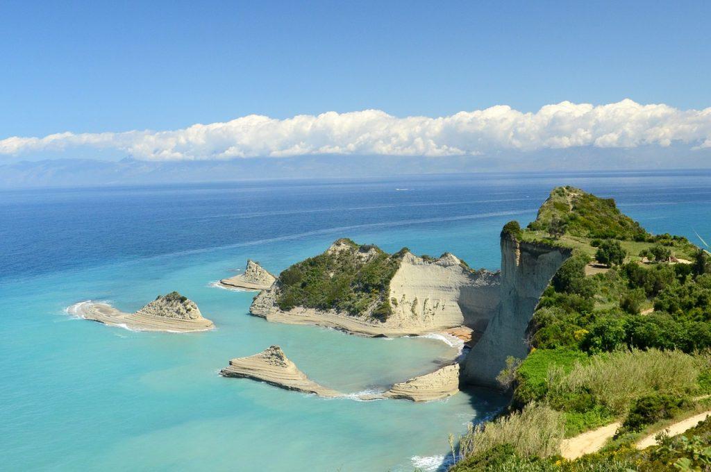 Corfu - Peroulades