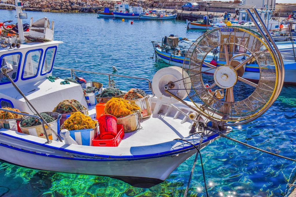Sejur Cipru - plaja Kastella Blue Flag
