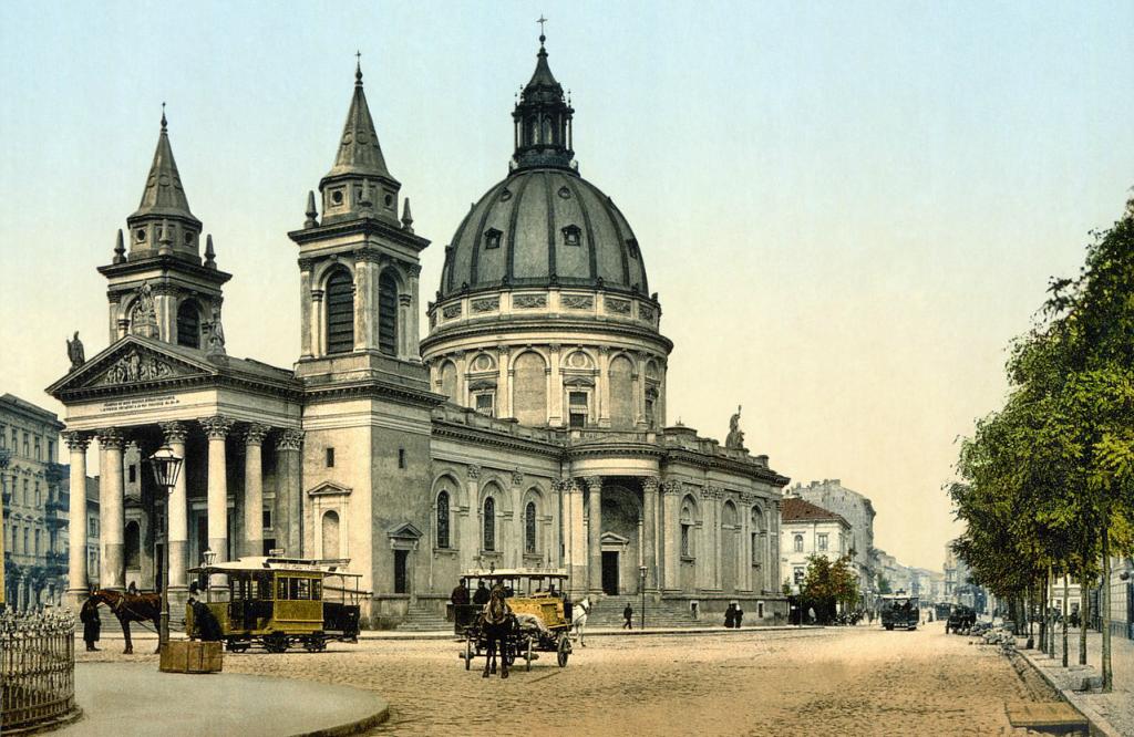 Obiective turistice Varsovia - bisericile