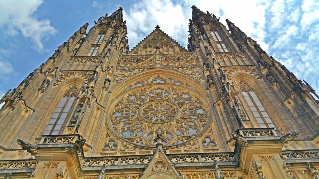 Catedrala St Vitus, Praga