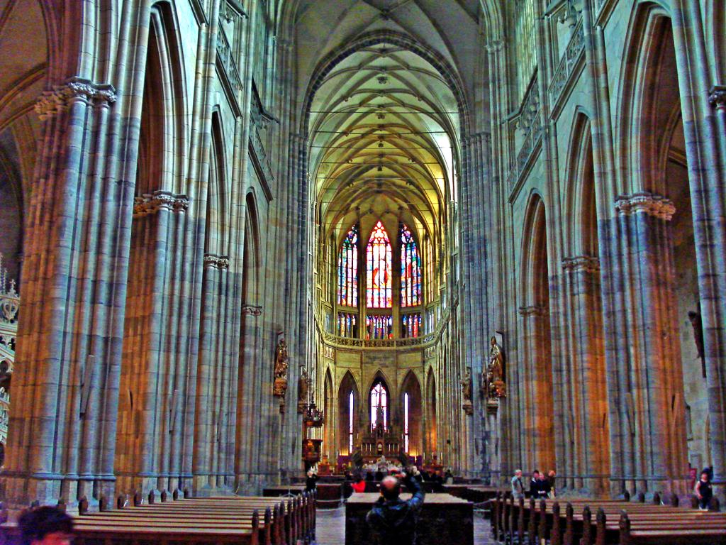 Catedrala St. Vitus - top atractii Praga