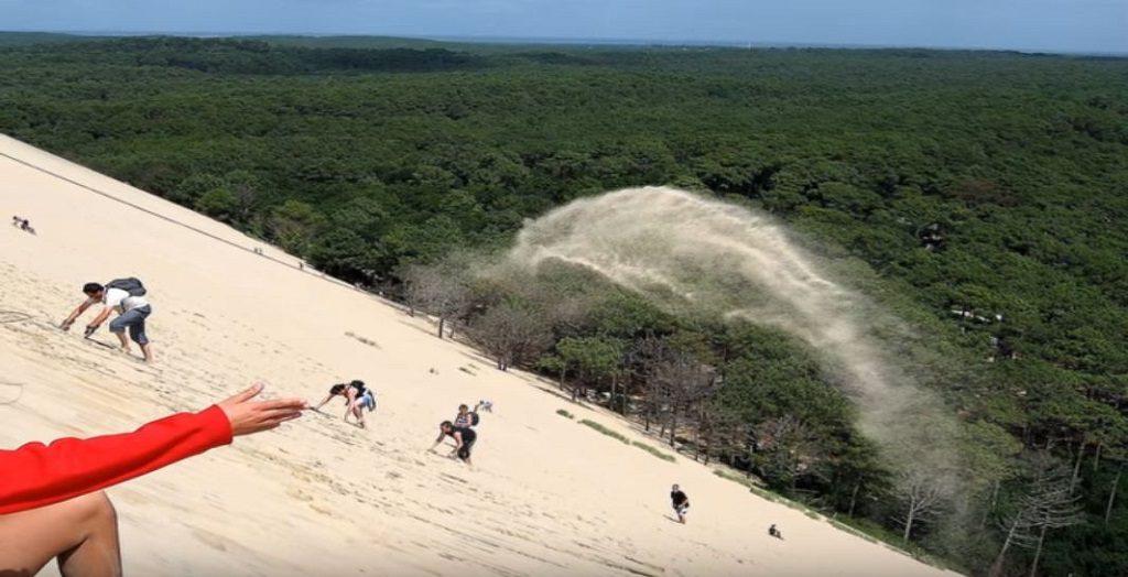 Dune du Pilat - acivitati