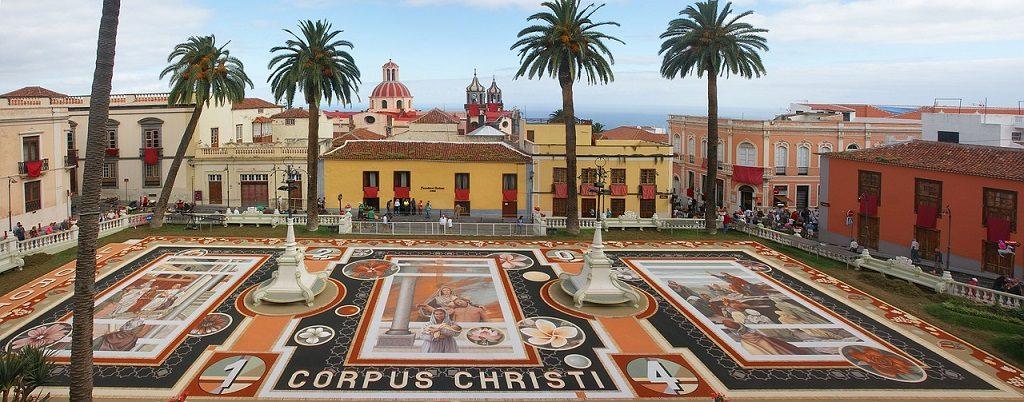 La Orotava, orasul artistilor, Tenerife