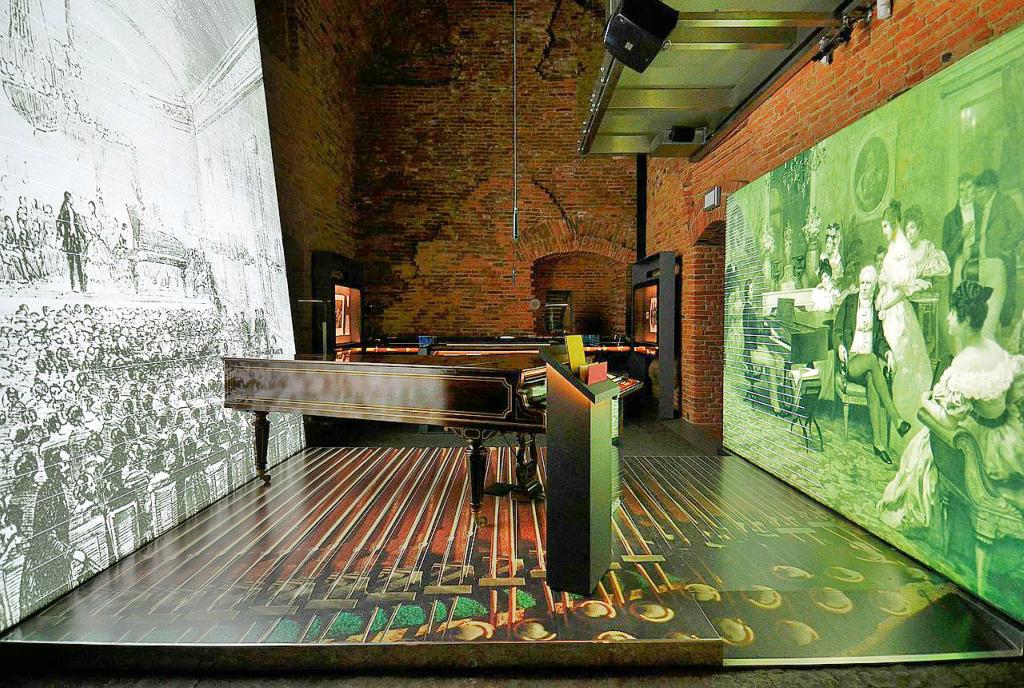 Muzeul Chopin din Varsovia
