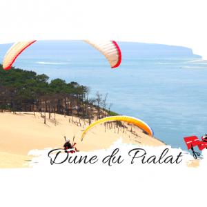 La Dune du Pilat (Duna din Pilat), Franta – cea mai mare duna de nisip din Europa
