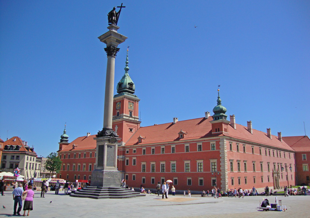 Castelul Regal Varsovia