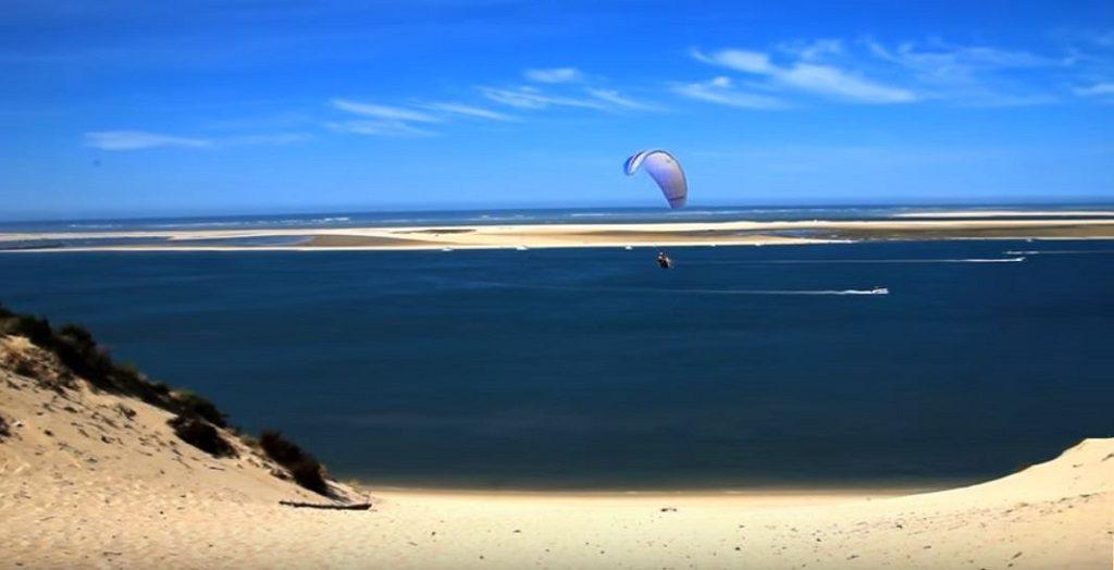 Plaja la Dune du Pilat, Franta
