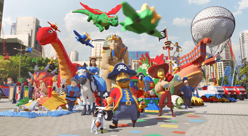 Parcul de distractii Lego Land - Londra