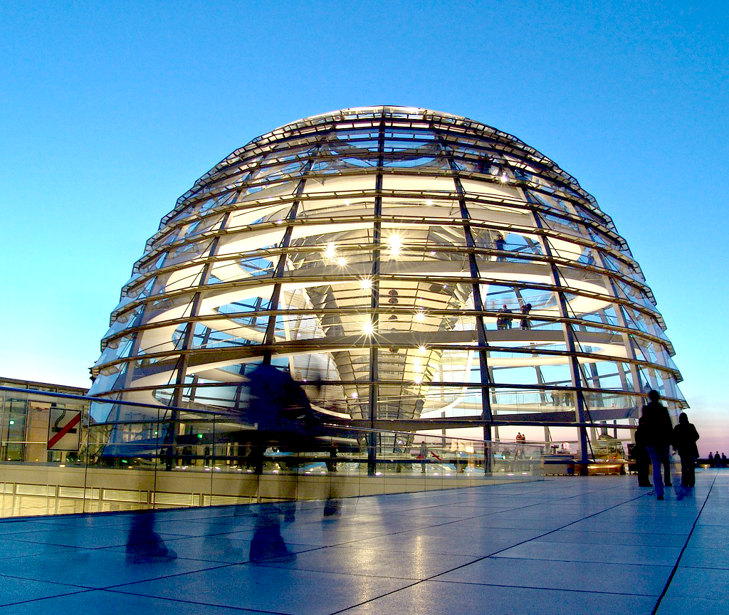 Obiective turistice Berlin - Reichstag