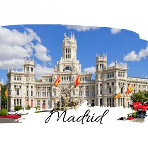 Top 10 obiective turistice Madrid