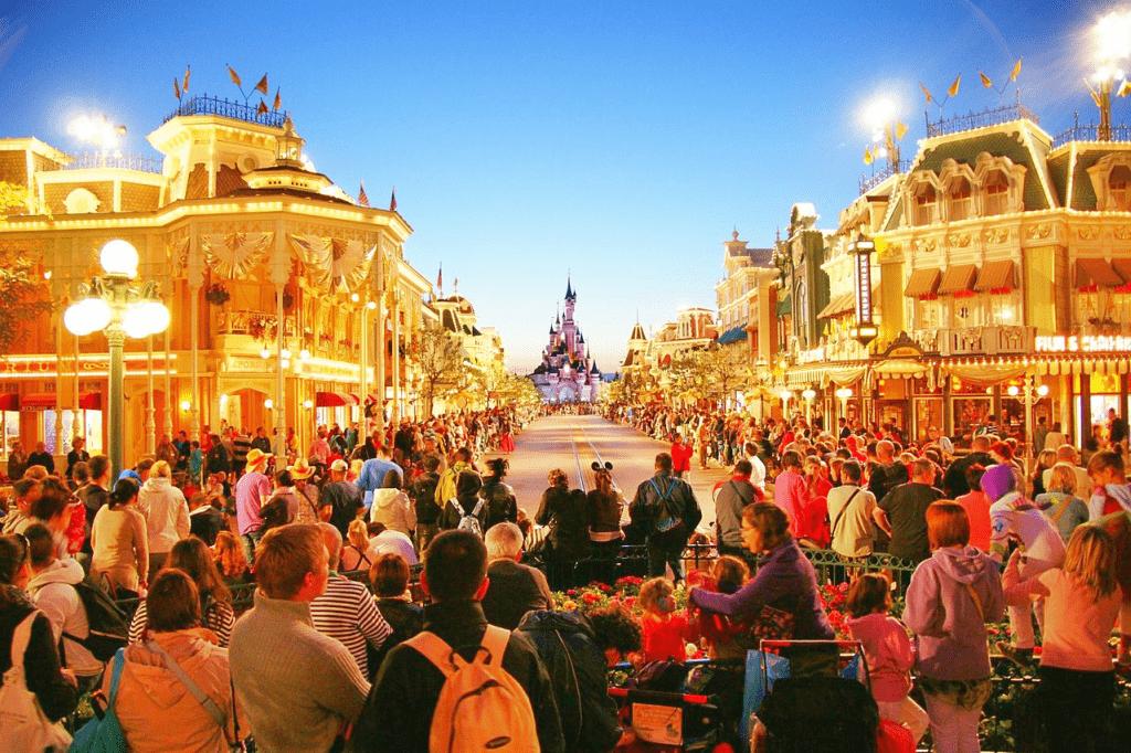Parcul Disneyland Paris