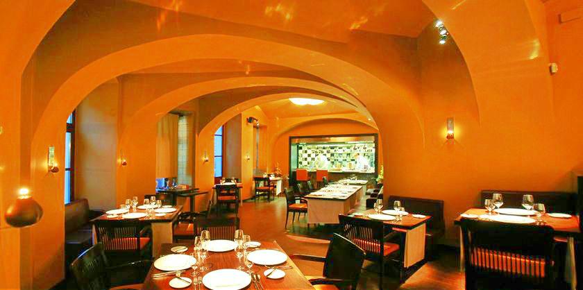 Restaurant La Degustation Boheme Bourgeoise - Praga - 1 stea in ghidul Michelin