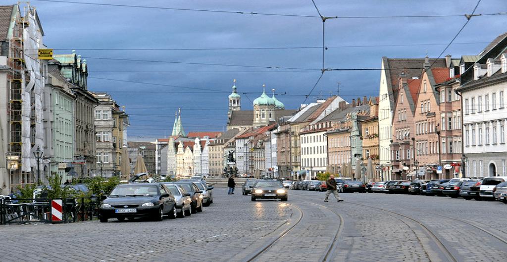 Romantische Strasse - Augsburg