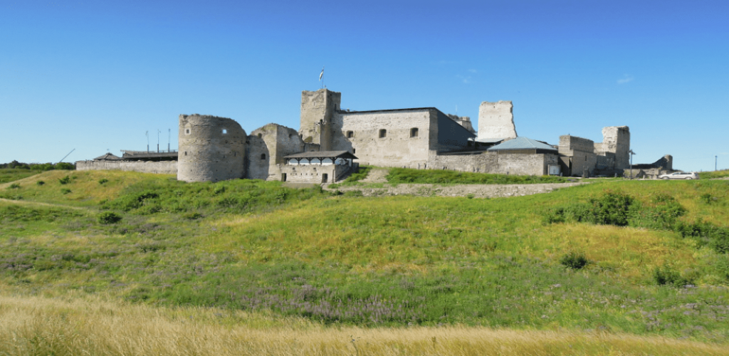 Obiective turistice Estonia - Castelul Rakvere
