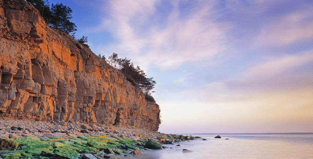 Obiective turistice Estonia - Insulele Saaremaa si Muhu
