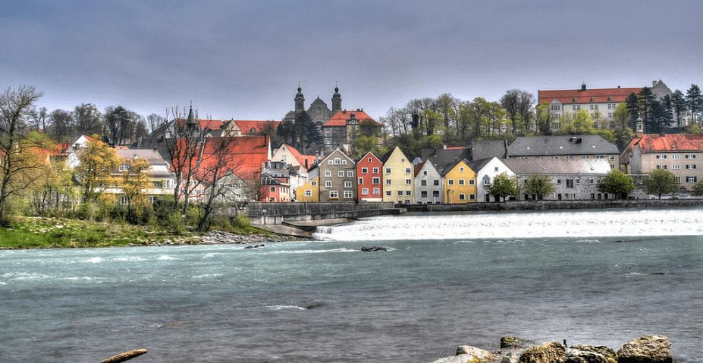 Romantische Strasse - Landsberg am Lech