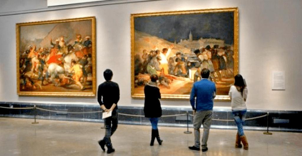 Muzee Europa - Muzeul Prado Madrid