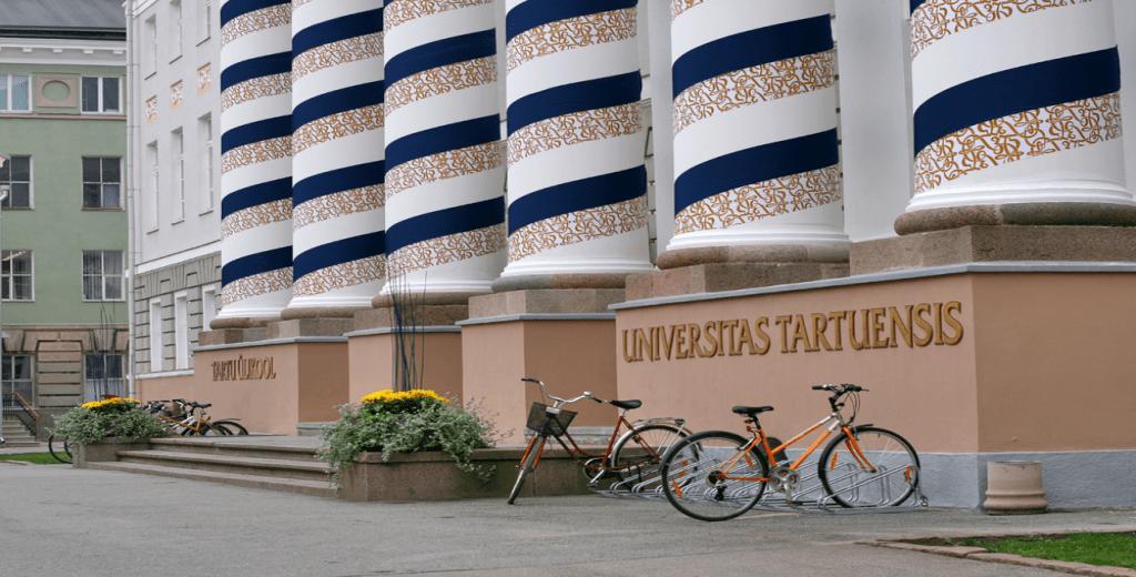 Obiective turistice Estonia - Universitatea din Tartu