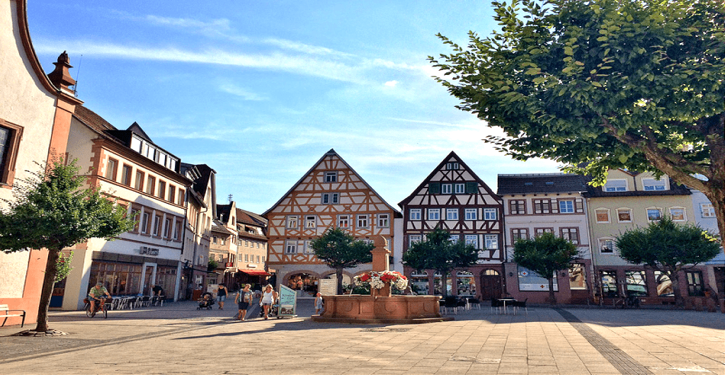 Romantische Strasse - Tauberbischofsheim