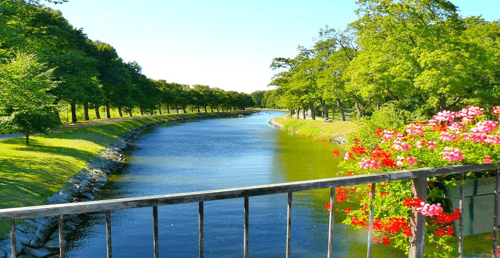 Obiective si atractii turistice Stockholm - Parcul National Royal