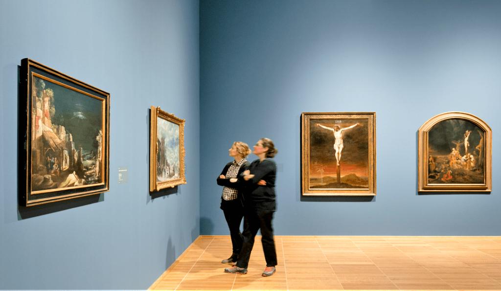 Obiective turistice Basel - Muzeul Kunstmuseum