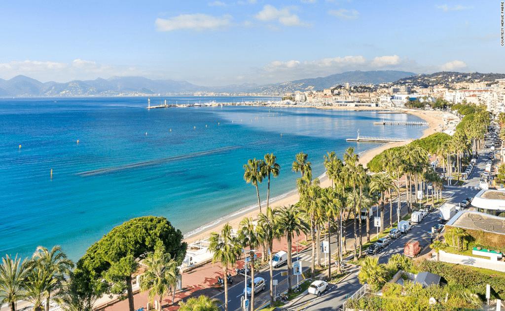 Obiective turistice Coasta de Azur - Cannes