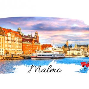 Top 7 obiective turistice Malmo – Suedia