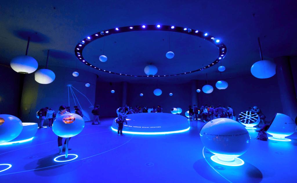 Obiective turistice Geneva - CERN