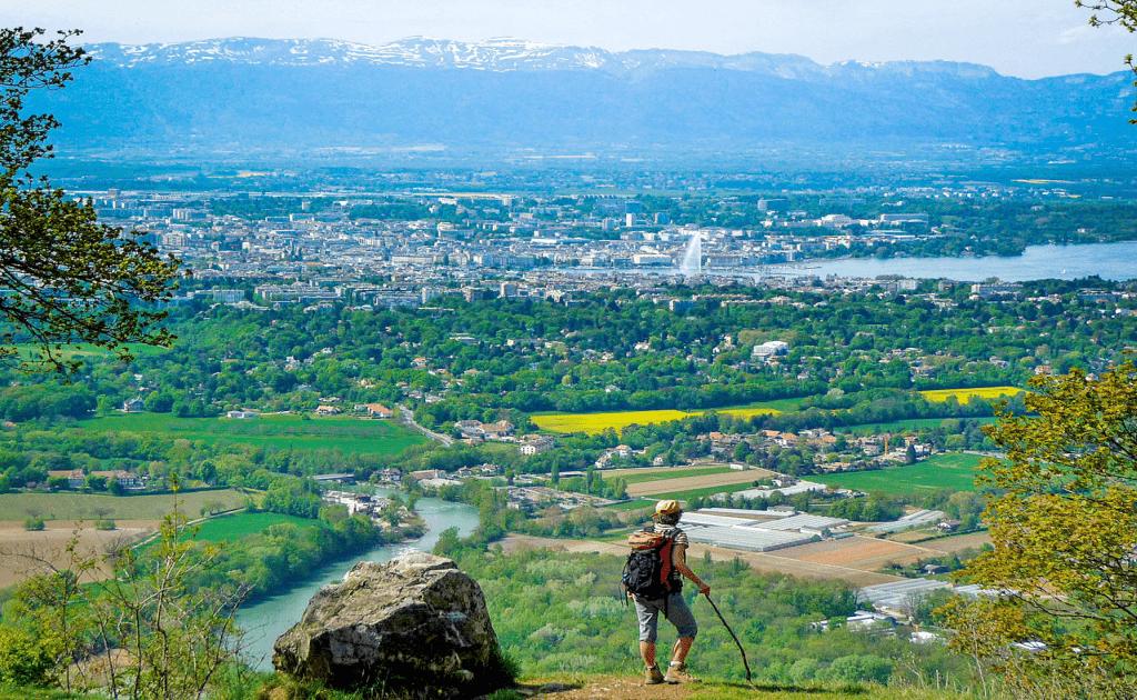 Obiective turistice Geneva - Mont-Saleve