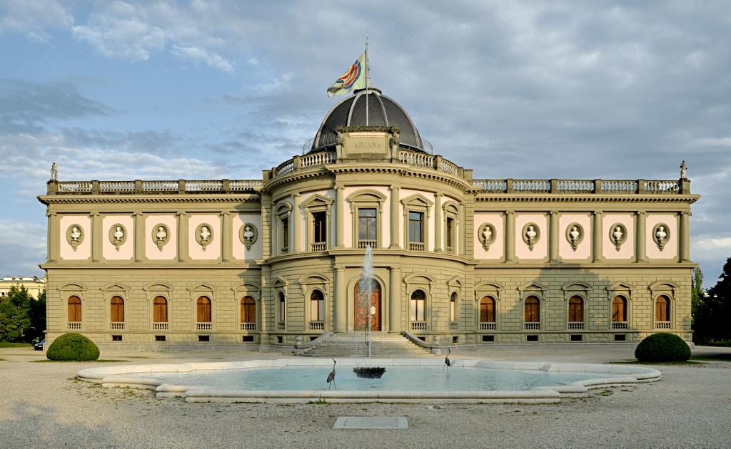 Obiective turistice Geneva - Muzeul Ariana