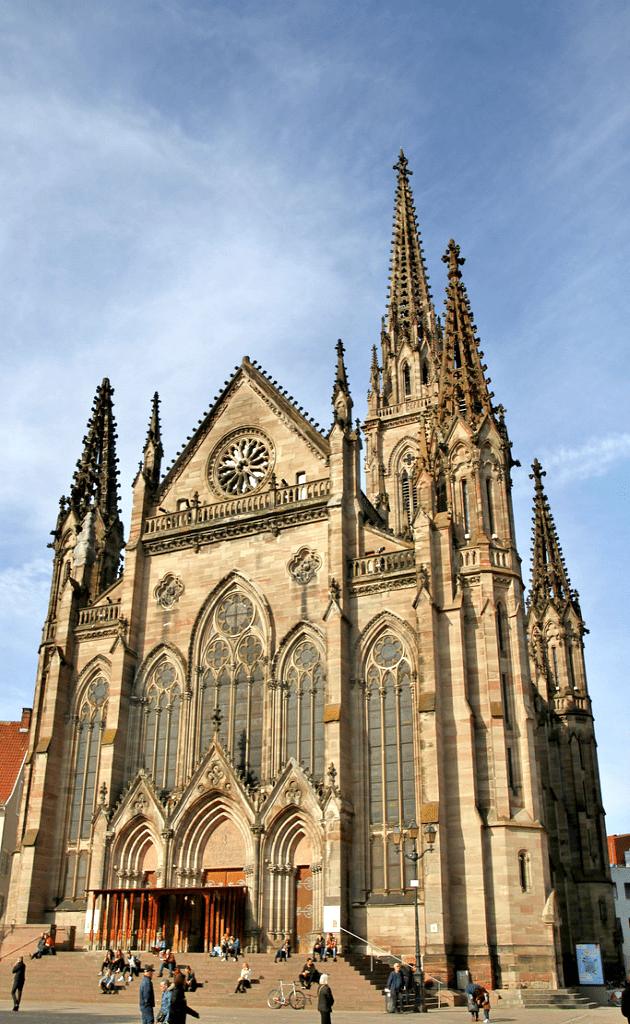 Obiective turistice Mulhouse - Temple Saint Etienne