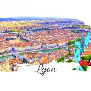 """Top 5 obiective turistice Lyon sau ce inseamna un oras modern """"par excellence"""""""