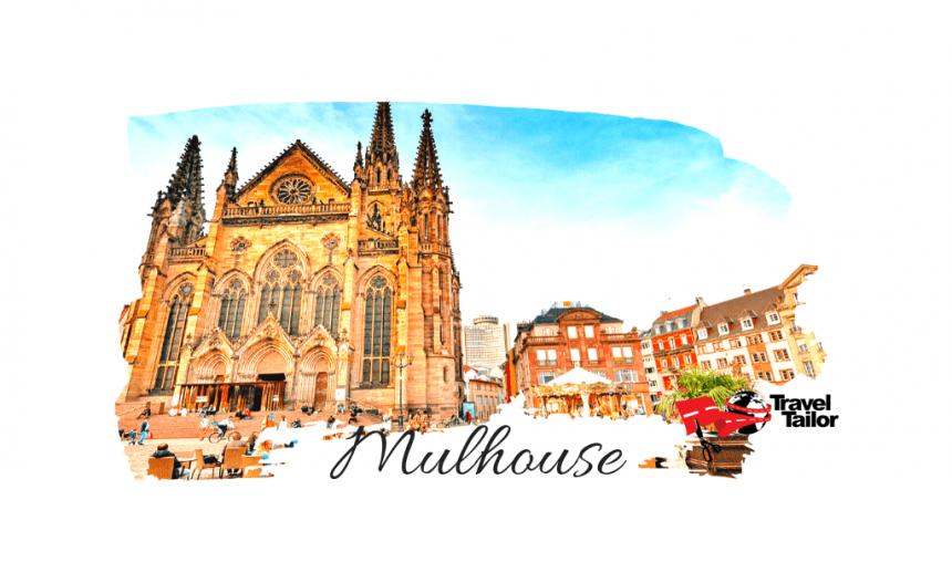 7 obiective turistice Mulhouse – al doilea oras ca marime din Alsacia