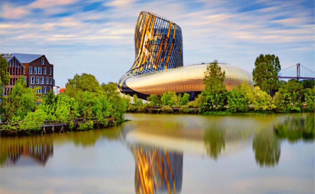 Obiective turistice Bordeaux - Cite du Vin