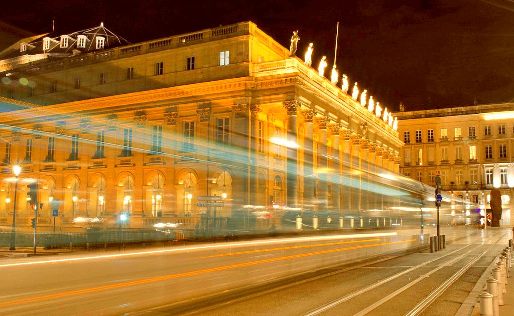 Obiective turistice Bordeaux - Le Grand Theatre