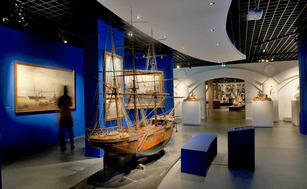 Obiective turistice Bordeaux - Musee Aquitaine