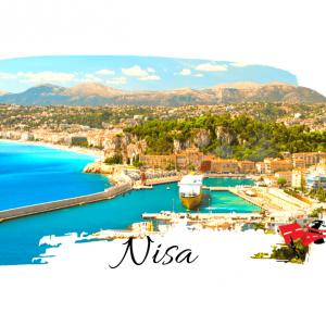 Top 9 obiective turistice NISA, Franta
