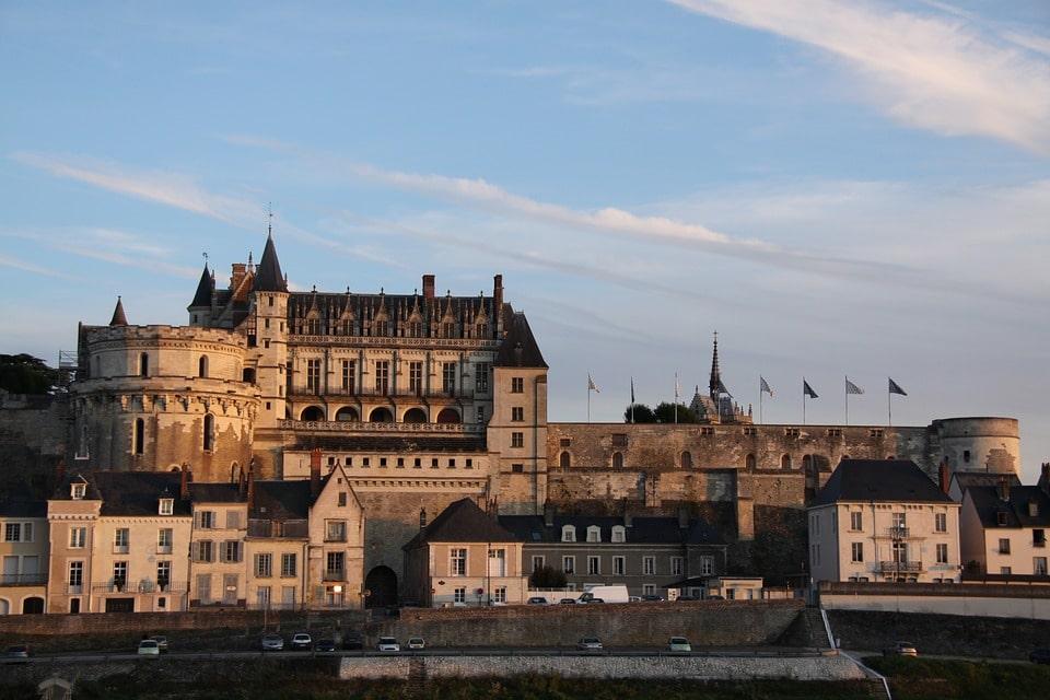 castele de pe Valea Loarei-Amboise