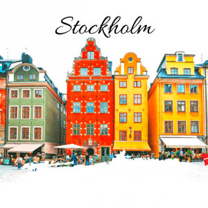 City Break Stockholm 2021