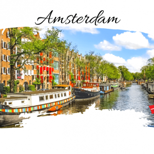 City Break Amsterdam 2021