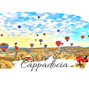Top 7 obiective turistice Cappadocia – o aventura la inaltime