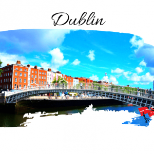 City Break Dublin 2021