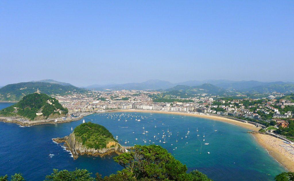Obiective turistice San Sebastian - Insula Santa Clara