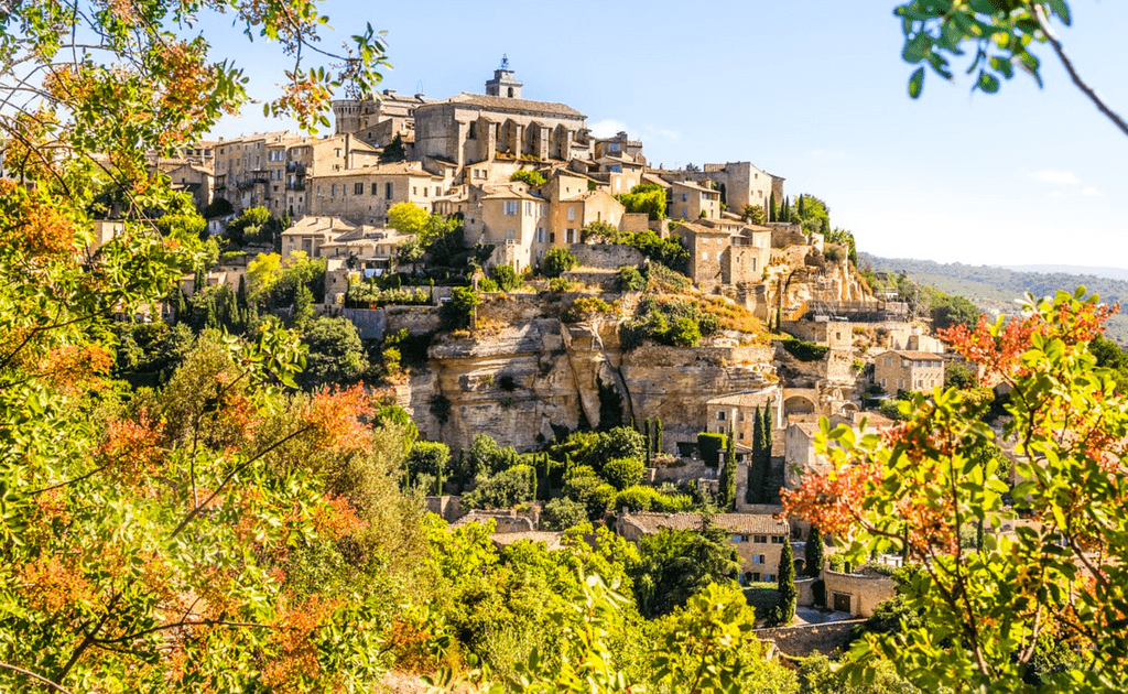 Obiective turistice Provence - Saint Remy de Provence